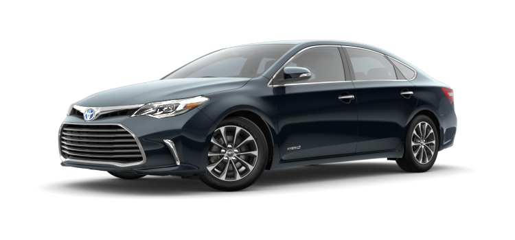 New 2018 Toyota Avalon Hybrid XLE Plus