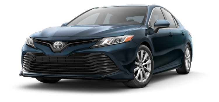 New 2018 Toyota Camry 2.5L 4-Cyl LE
