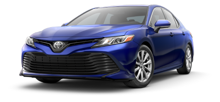 New 2018 Toyota Camry 2.5L  LE
