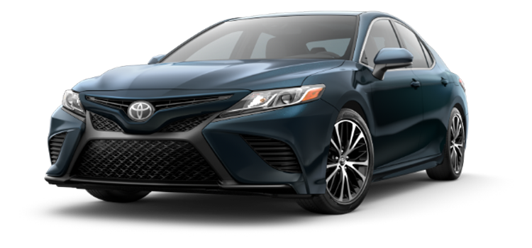 New 2018 Toyota Camry 2.5L 4-Cyl SE