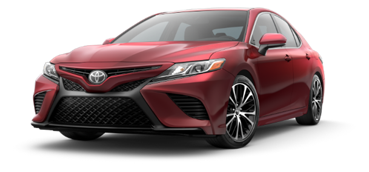 New 2018 Toyota Camry 2.5L  SE
