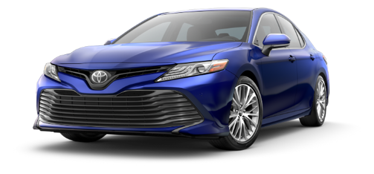 New 2018 Toyota Camry 2.5L  XLE