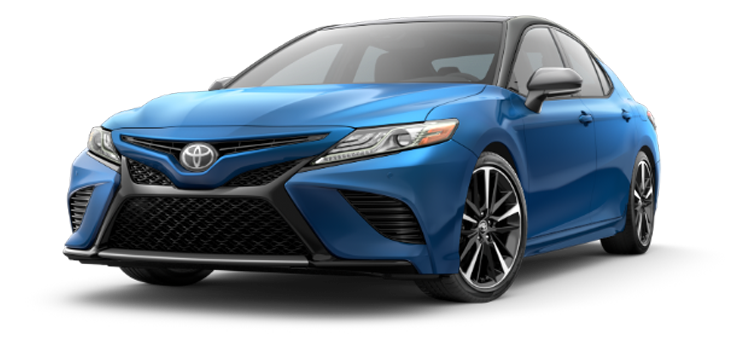 New 2018 Toyota Camry 2.5L 4-Cyl XSE