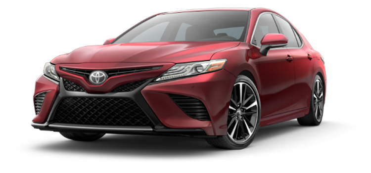 used 2018 Toyota Camry XSE