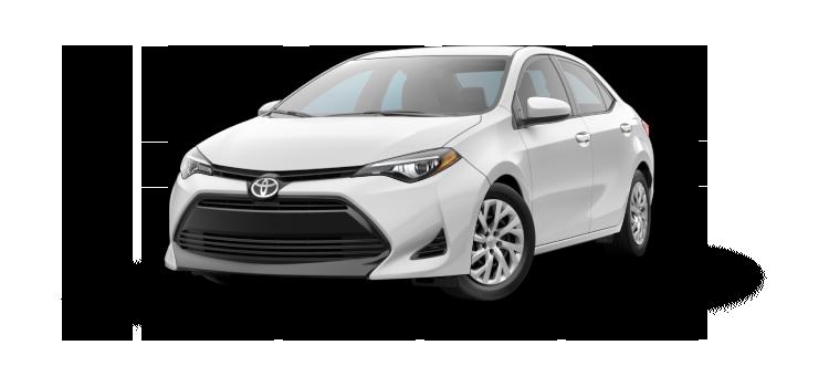 New 2018 Toyota Corolla LE