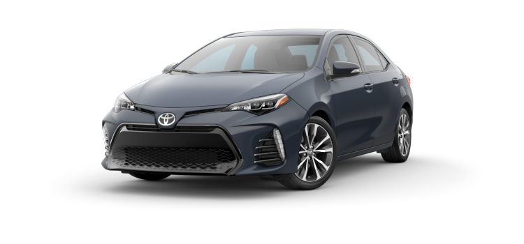 new 2018 Toyota Corolla 6-Speed Manual SE