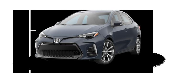 New 2018 Toyota Corolla SE