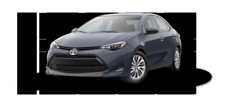 new 2018 Toyota Corolla XLE