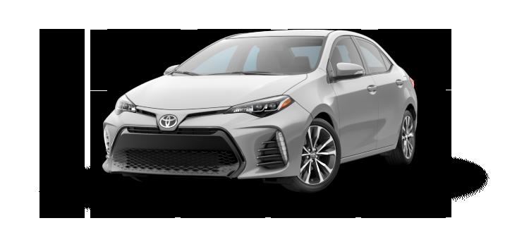 New 2018 Toyota Corolla XSE