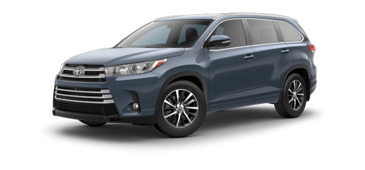 new 2018 Toyota Highlander V6 XLE