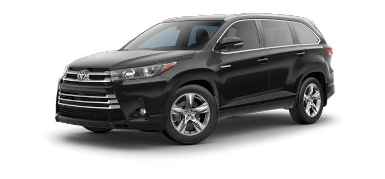 new 2018 Toyota Highlander Hybrid Limited