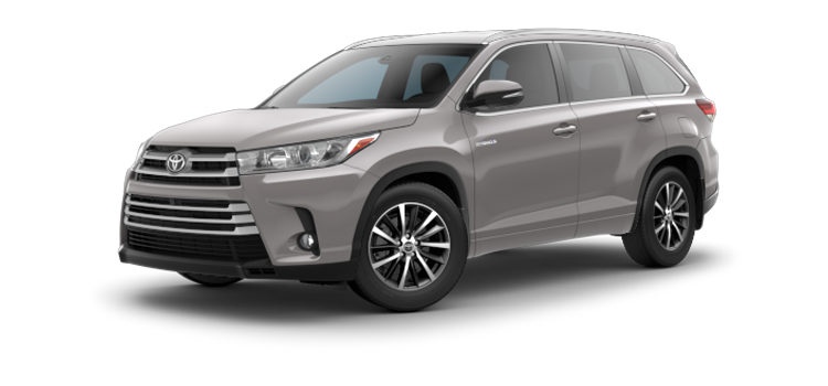 New Toyota Highlander Hybrid For Sale New Toyota