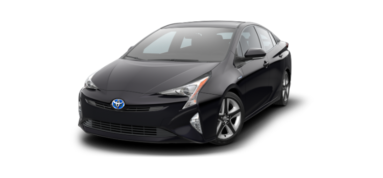 New 2018 Toyota Prius Three Touring