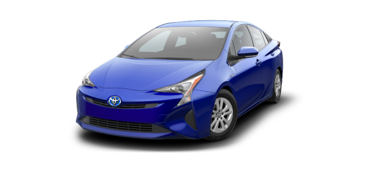 New 2018 Toyota Prius Two