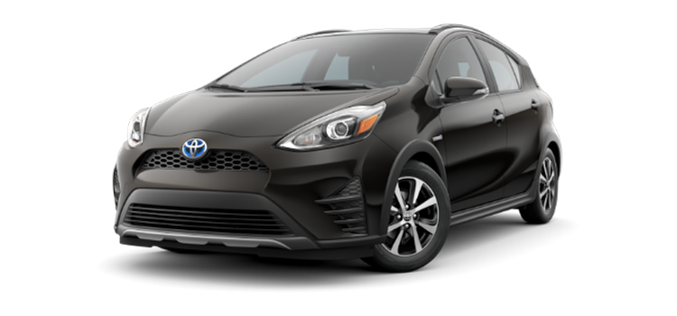 New 2018 Toyota Prius c Two