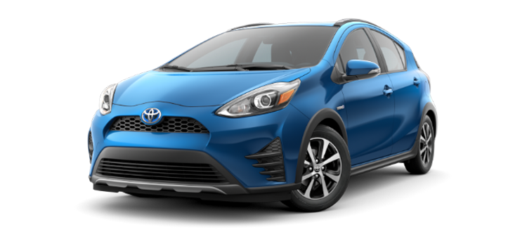New 2018 Toyota Prius c Two