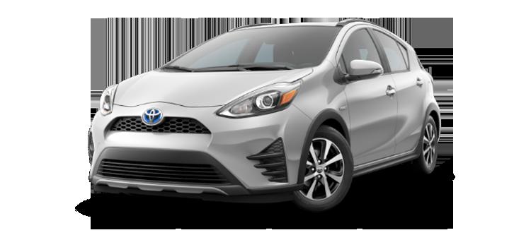 New 2018 Toyota Prius c Three