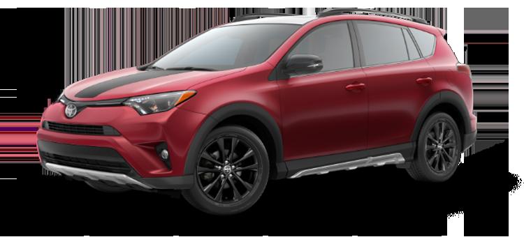 New 2018 Toyota RAV4 Adventure