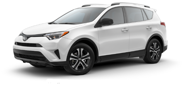 2018 Used Toyota Rav4 Xle Fwd At Wolfchase Toyota Serving Memphis