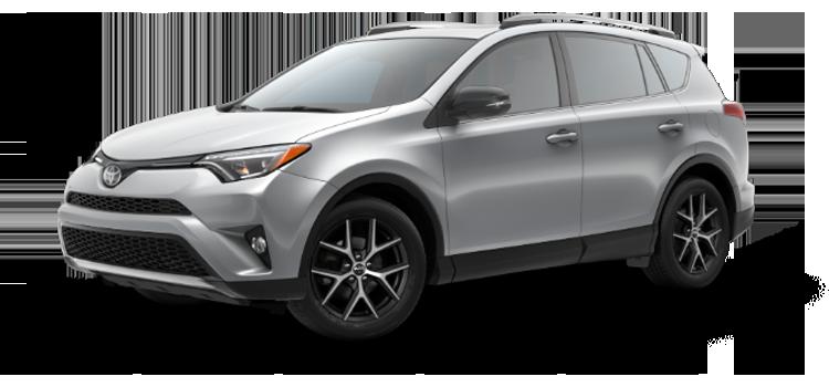 New 2018 Toyota RAV4 SE