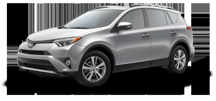 new 2018 Toyota RAV4 XLE