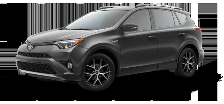 New 2018 Toyota RAV4 Hybrid SE