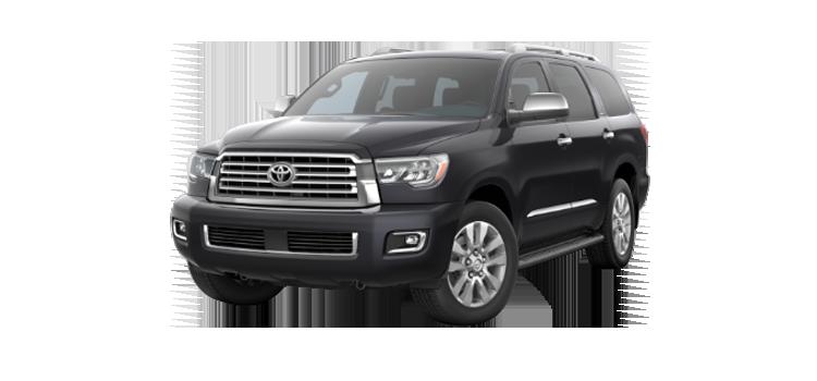 new 2018 Toyota Sequoia Platinum