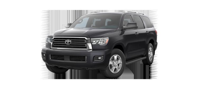 New 2018 Toyota Sequoia SR5