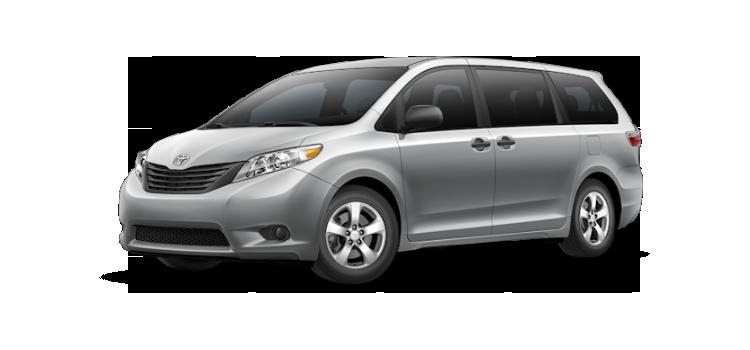 New 2018 Toyota Sienna 7 Passenger L
