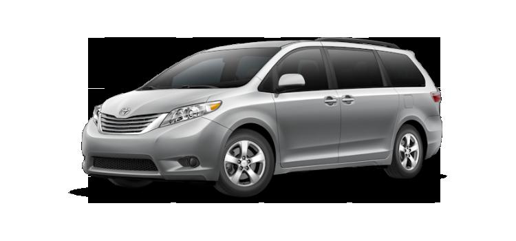 New 2018 Toyota Sienna 8 Passenger LE