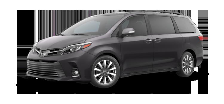 new 2018 Toyota Sienna 7 Passenger Limited