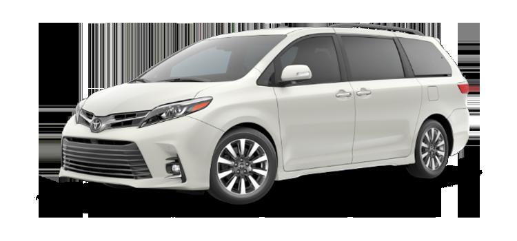 2018 Toyota Sienna 7 Passenger Limited Premium