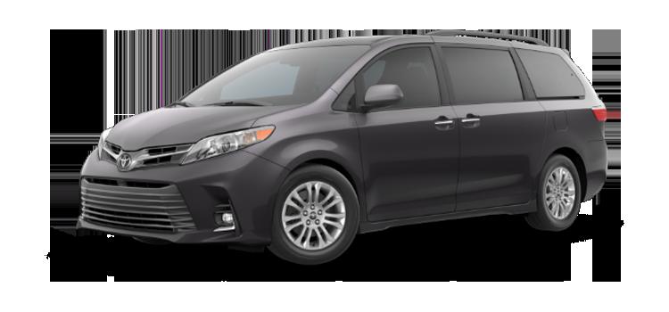 used 2018 Toyota Sienna XLE