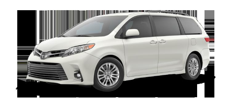 New 2018 Toyota Sienna 8 Passenger XLE Premium