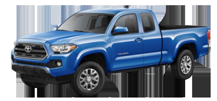 2018 Toyota Tacoma Access Cab