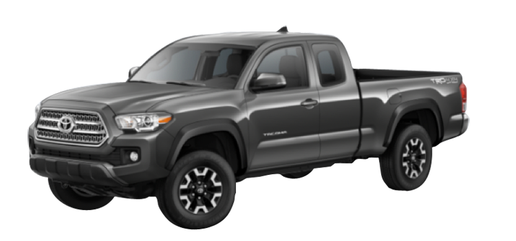New 2018 Toyota Tacoma Access Cab Access Cab Automatic TRD Offroad