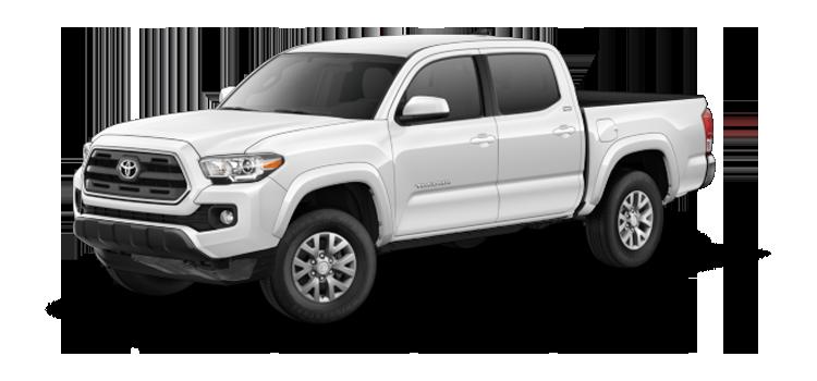 New 2018 Toyota Tacoma Double Cab Double Cab Automatic SR5
