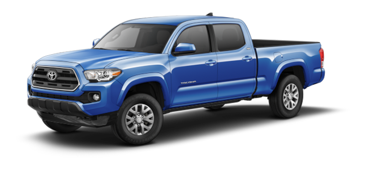 New 2018 Toyota Tacoma Double Cab Double Cab Automatic Long Bed SR5