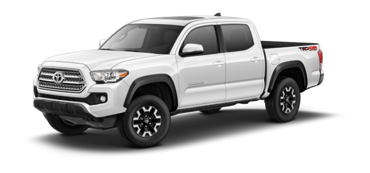 New 2018 Toyota Tacoma Double Cab Automatic Trd Offroad