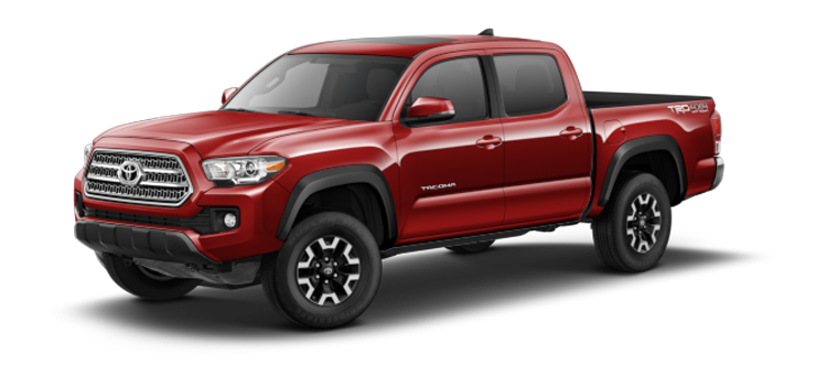 New 2018 Toyota Tacoma Double Cab Double Cab Automatic TRD Offroad