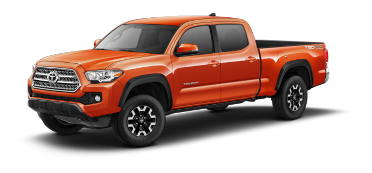 New 2018 Toyota Tacoma Double Cab Double Cab Automatic Long Bed TRD Offroad