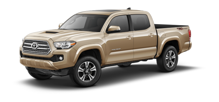 new 2018 Toyota Tacoma Double Cab Double Cab Automatic TRD Sport