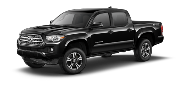 New 2018 Toyota Tacoma Double Cab Double Cab Manual TRD Sport