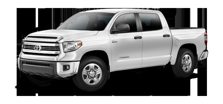 New 2018 Toyota Tundra Crew Max 4x2 4.6L V8 SR5