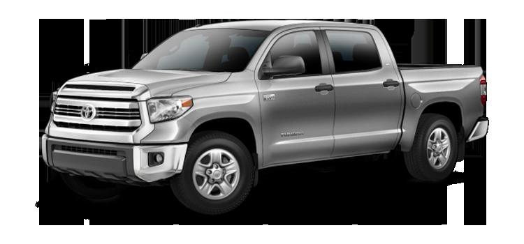 New 2018 Toyota Tundra Crew Max 4x2 5.7L V8 SR5