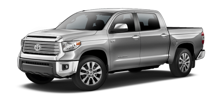 New 2018 Toyota Tundra Crew Max 4x4 5.7L V8 Limited