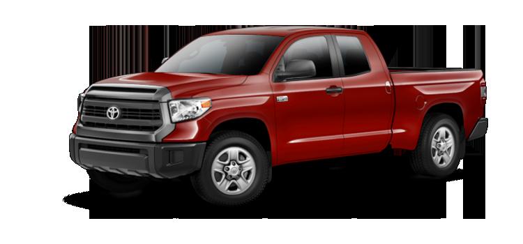 New 2018 Toyota Tundra Double Cab 4x2 4.6L V8 SR Grade