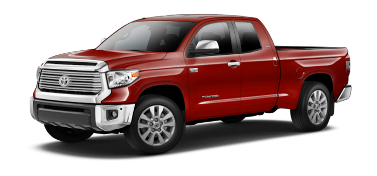 New 2018 Toyota Tundra Double Cab 4x4 5.7L V8 FFV Limited
