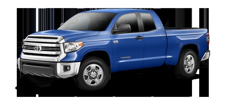 New 2018 Toyota Tundra Double Cab 4x4 5.7L V8 FFV SR5
