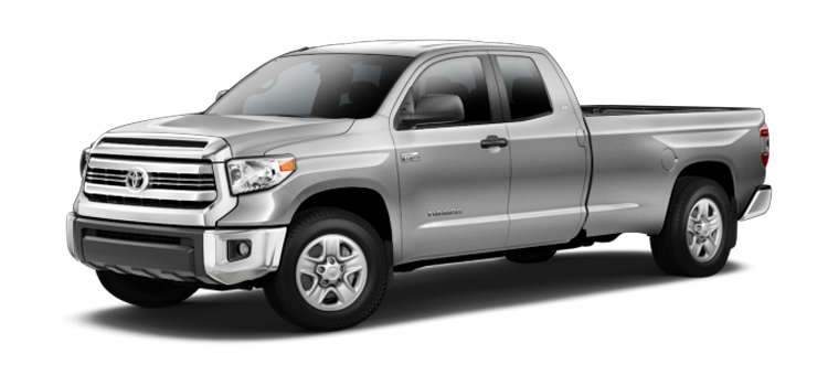 New 2018 Toyota Tundra Double Cab 4x4 5.7L V8 Long Bed FFV SR5